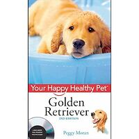 Golden Retriever: Your Happy Healthy Pet