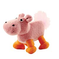 Bliss Cat Toy Pink Hippo